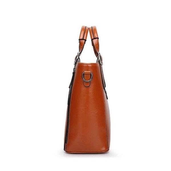 レザー バッグ レディース パッチワーク 革 ハンドバッグ 2WAY 人気 女性用 オシャレ 可愛い 激安 ハンドバッグ 軽量 大きめ 通勤 安い