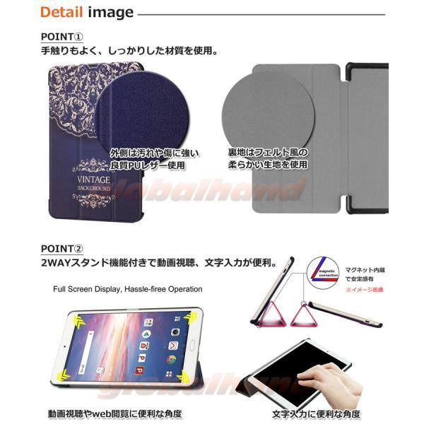 5943606419 ... 【タッチペン・専用フィルム2枚付】docomo dtab compact d-02k 花 ...