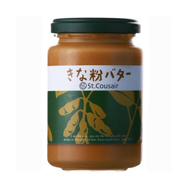 サンクゼール きな粉バター 125g ペースト 植物のバター|ichiishop
