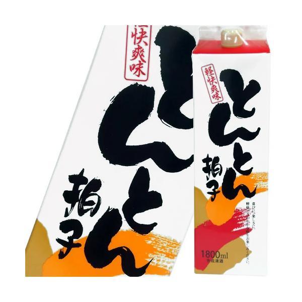 【秋田県醗酵工業】とんとん拍子 紙パック 1800ml ichiishop