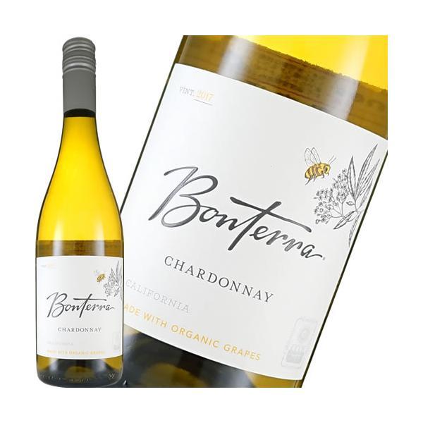 白ワイン辛口ボンテッラシャルドネ750mlカリフォルニア自然派ギフトプレゼント(82896780419)