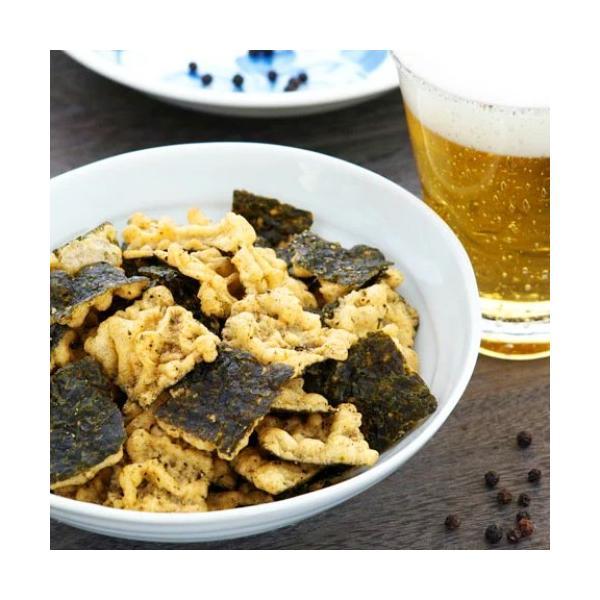 【伍魚福】のり天ブラックペッパー味 酒のつまみ・肴 ichiishop 02