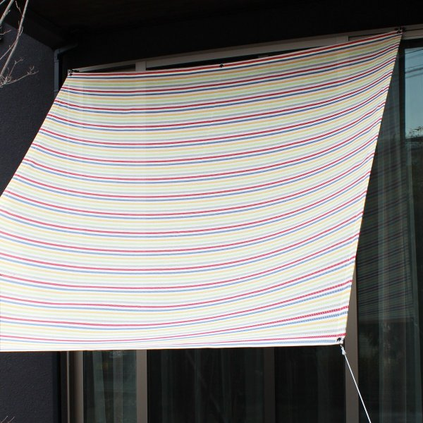 おしゃれな日よけ イチオリシェード   遮光タイプ トイズ           目かくし サンシェード|ichiori-inc|03