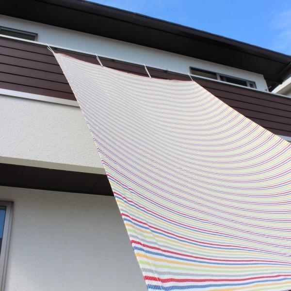 おしゃれな日よけ イチオリシェード   大型 トイズ 遮光4mロングタイプ   目かくし サンシェード|ichiori-inc|05