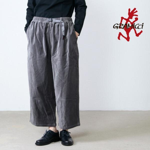 【30% OFF】GRAMICCI (グラミチ) MOLESKIN BALLOON PANTS / モールスキンバルーンパンツ|icora