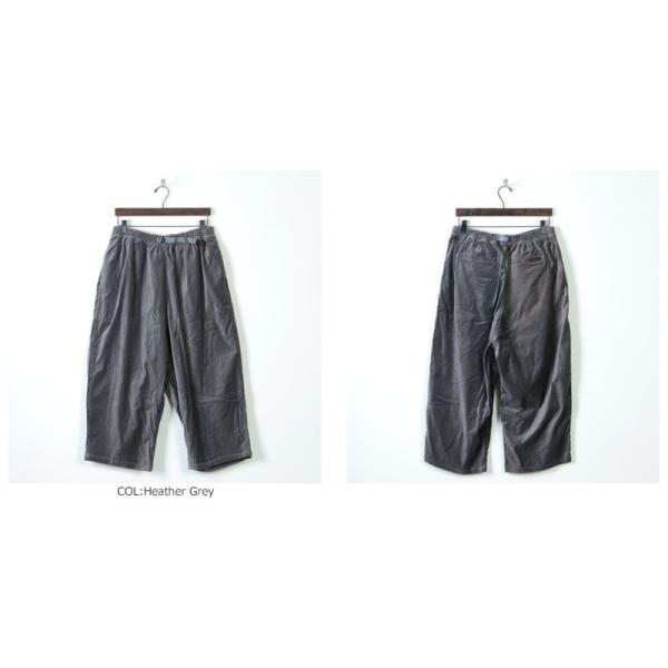 【30% OFF】GRAMICCI (グラミチ) MOLESKIN BALLOON PANTS / モールスキンバルーンパンツ|icora|02