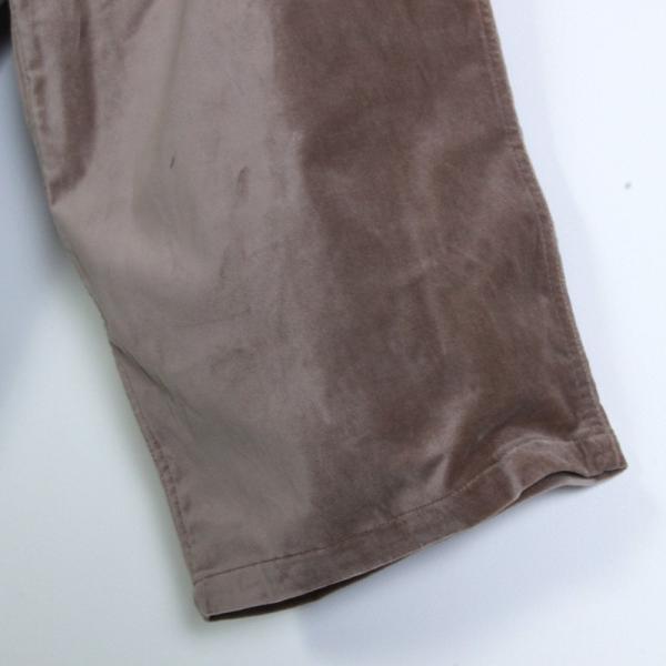 【30% OFF】GRAMICCI (グラミチ) MOLESKIN BALLOON PANTS / モールスキンバルーンパンツ|icora|11