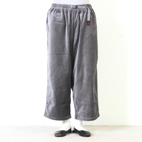 【30% OFF】GRAMICCI (グラミチ) MOLESKIN BALLOON PANTS / モールスキンバルーンパンツ|icora|17