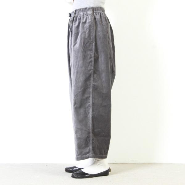【30% OFF】GRAMICCI (グラミチ) MOLESKIN BALLOON PANTS / モールスキンバルーンパンツ|icora|18