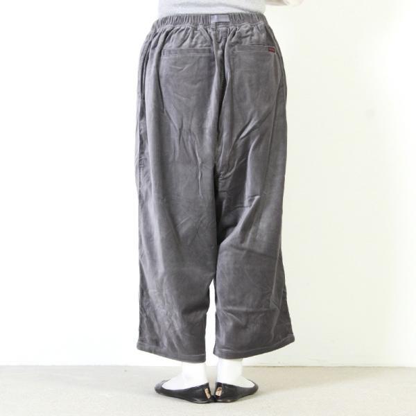 【30% OFF】GRAMICCI (グラミチ) MOLESKIN BALLOON PANTS / モールスキンバルーンパンツ|icora|19