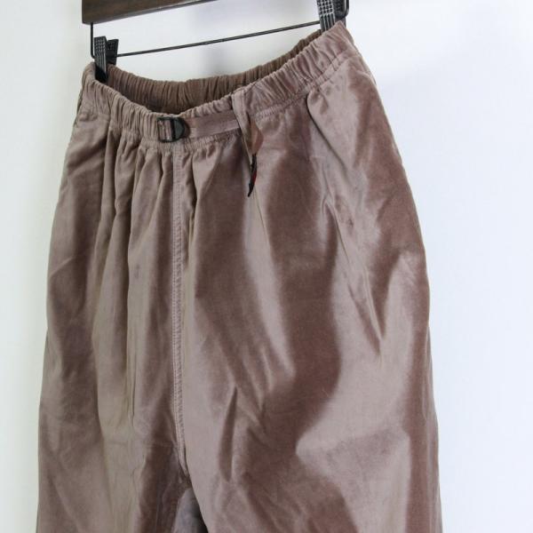 【30% OFF】GRAMICCI (グラミチ) MOLESKIN BALLOON PANTS / モールスキンバルーンパンツ|icora|20