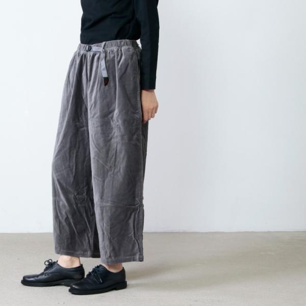【30% OFF】GRAMICCI (グラミチ) MOLESKIN BALLOON PANTS / モールスキンバルーンパンツ|icora|03