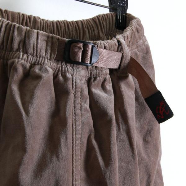 【30% OFF】GRAMICCI (グラミチ) MOLESKIN BALLOON PANTS / モールスキンバルーンパンツ|icora|21