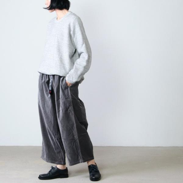 【30% OFF】GRAMICCI (グラミチ) MOLESKIN BALLOON PANTS / モールスキンバルーンパンツ|icora|04