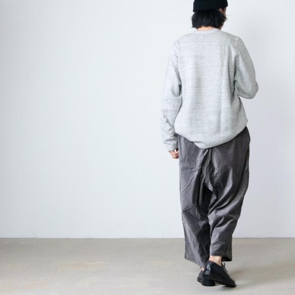 【30% OFF】GRAMICCI (グラミチ) MOLESKIN BALLOON PANTS / モールスキンバルーンパンツ|icora|05