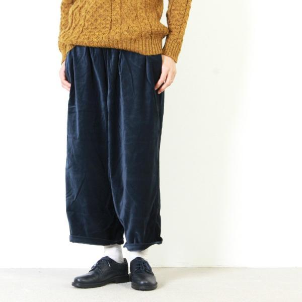 【30% OFF】GRAMICCI (グラミチ) MOLESKIN BALLOON PANTS / モールスキンバルーンパンツ|icora|08