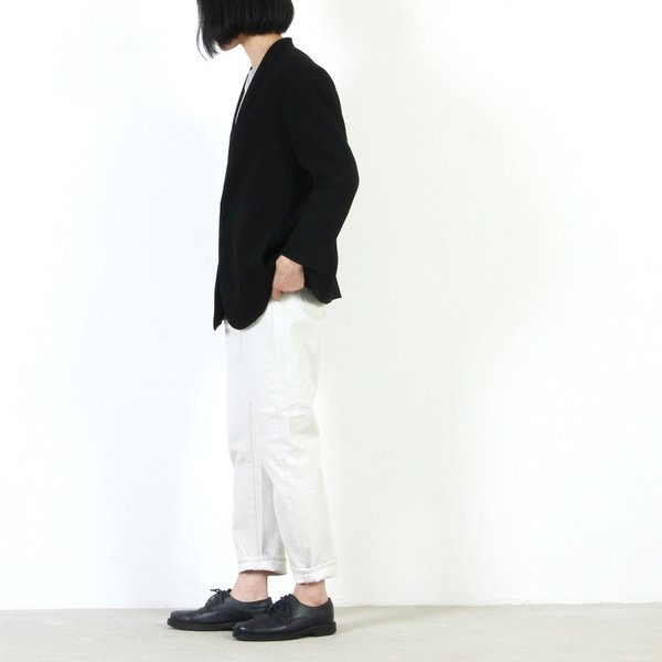Ordinary Fits (オーディナリーフィッツ) 5POCKET ANKLE DENIM white one wash / 5ポケット アンクルデニム ホワイト|icora|03