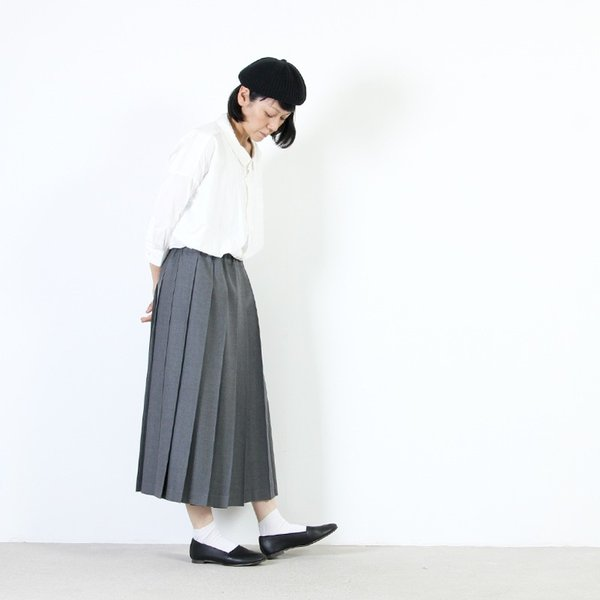 ramble (ランブル) レザースリッポンシューズ|icora|02