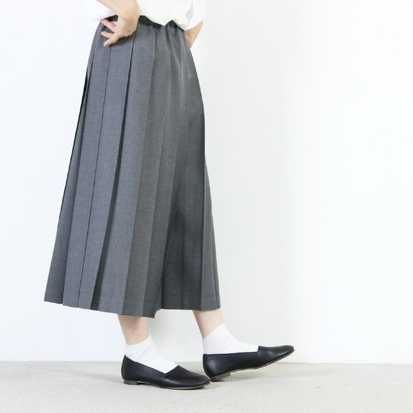 【30% OFF】ramble (ランブル)  レザースリッポンシューズ|icora|11