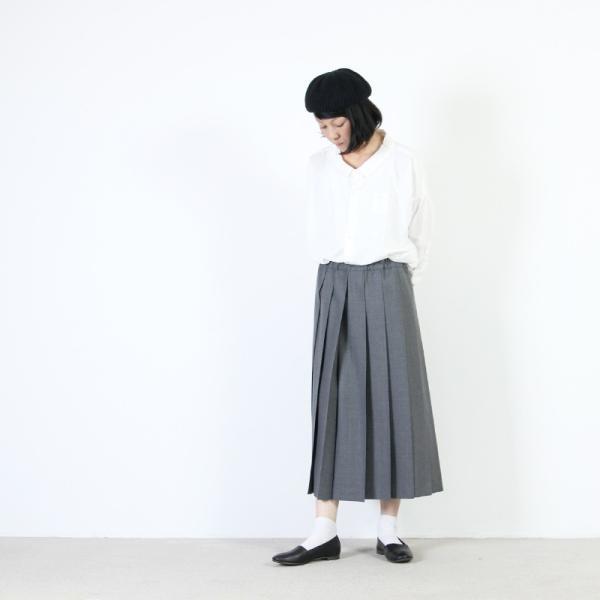 【30% OFF】ramble (ランブル)  レザースリッポンシューズ|icora|12