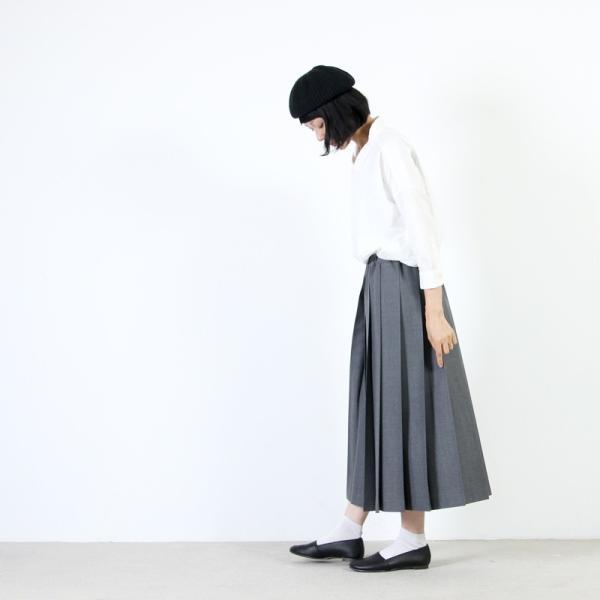 【30% OFF】ramble (ランブル)  レザースリッポンシューズ|icora|21