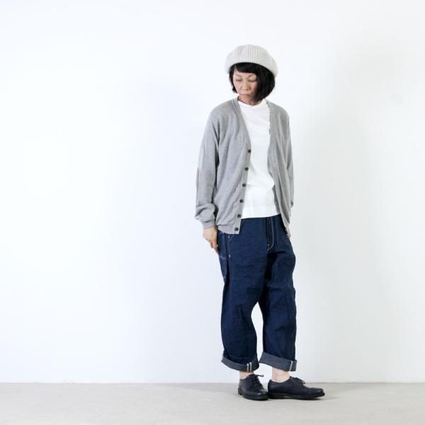 【30% OFF】LEUCHTFEUER (ロイフトフォイヤー) HOOGE / ニットベレー|icora|19
