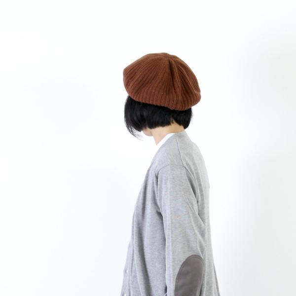 【30% OFF】LEUCHTFEUER (ロイフトフォイヤー) HOOGE / ニットベレー|icora|09