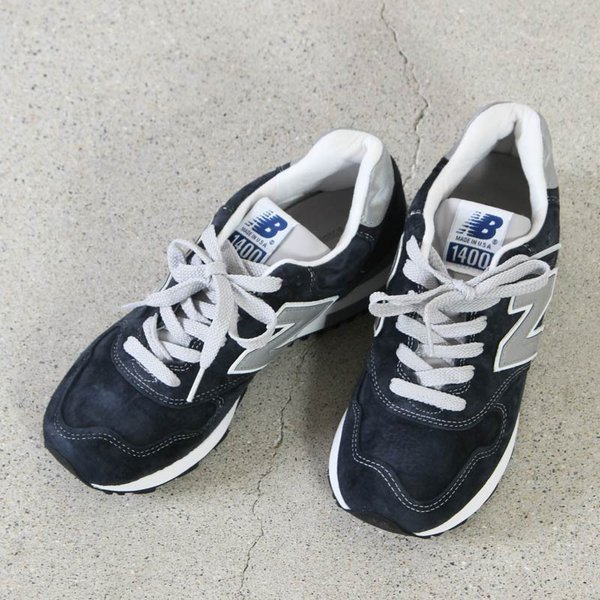 NEW BALANCE (ニューバランス) M1400 / MADE IN USA #Navy|icora