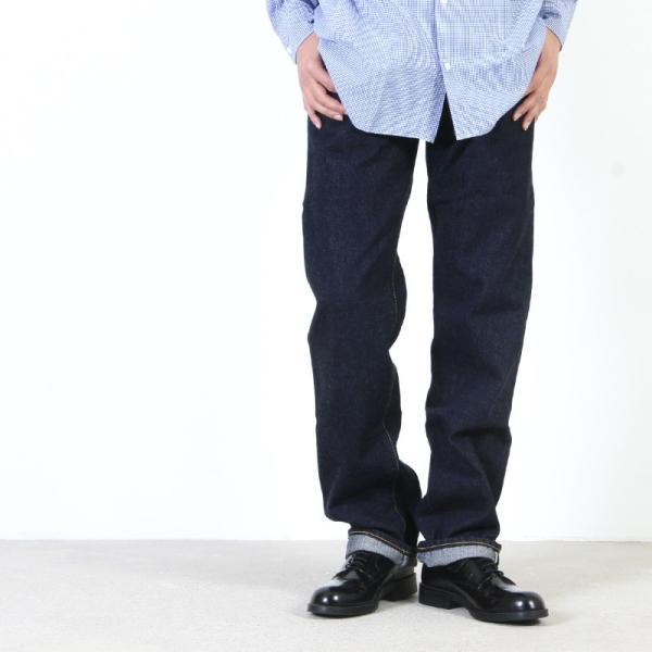 FUJITO (フジト) Acer Denim Jeans / エイサーデニムジーンズ icora