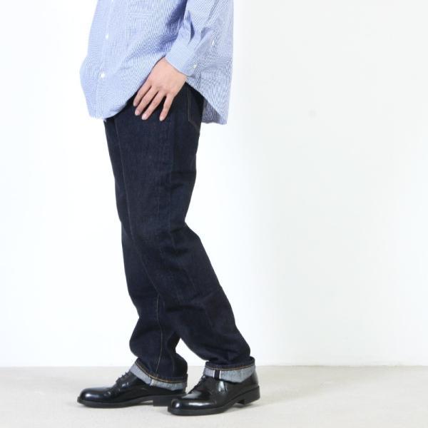 FUJITO (フジト) Acer Denim Jeans / エイサーデニムジーンズ icora 02