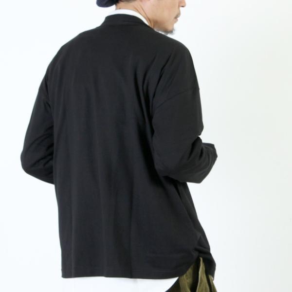 FLAMAND (フラマン) KIMONO CARDIGAN / キモノ カーディガン|icora|12