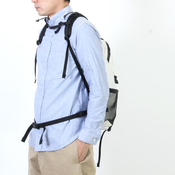 and wander (アンドワンダー) 20L daypack / 20L デイパック|icora|02
