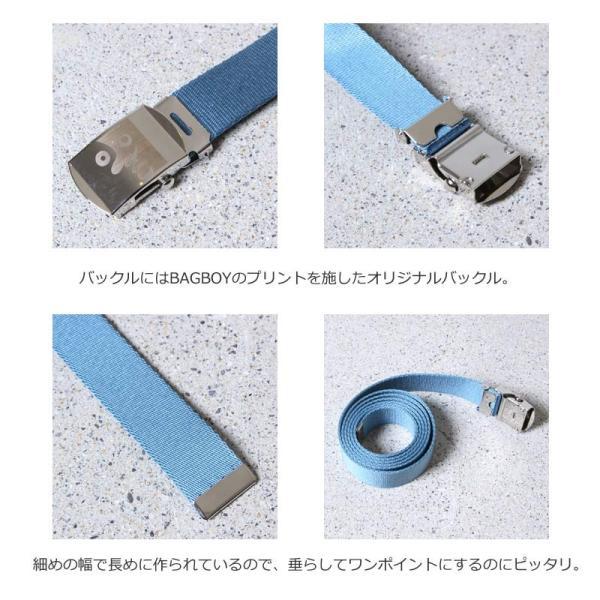 ITTI (イッチ) BAG BOY GASHA BELT /25mm / バッグボーイガシャベルト/25mm|icora|03