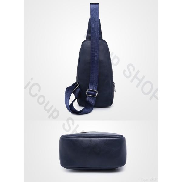 ボディバッグ ショルダーバッグ メンズ レディース 多機能 斜め掛け 通学 ウエストポーチ 通勤 旅行 バッグ レザー 出張 大人 ビジネス 収納