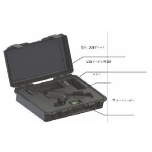 工業用内視鏡。45万画素センサー,録画可,190°曲パイプライン6mm,1.5m,直視および側視統合 TIME45-D6015