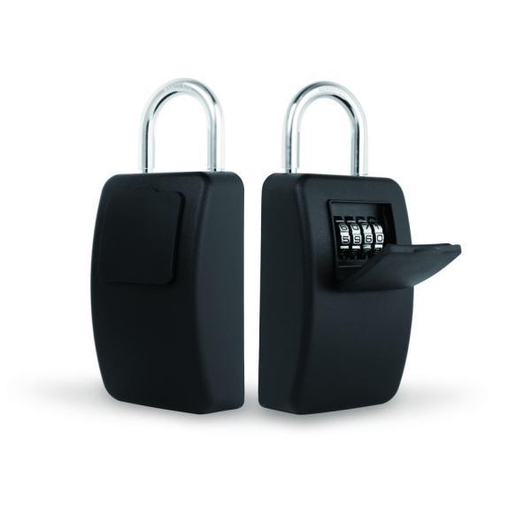 パッドロック型キーボックス パッドロッカー ダイヤル付き保管用|id-manage