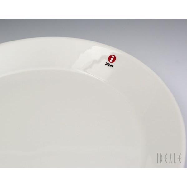 イッタラ iittala ティーマ ホワイト 7245 プレート 23cm|ideale|03