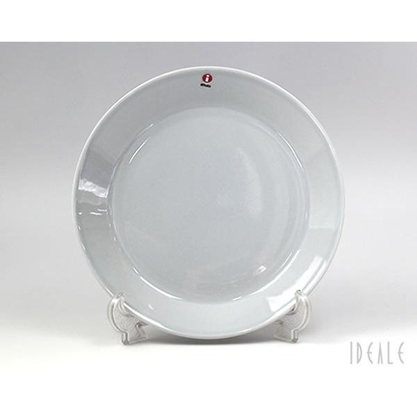 イッタラ iittala ティーマ パールグレー 016232 プレート/お皿 21cm|ideale