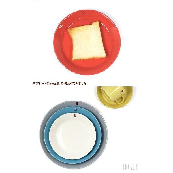 イッタラ iittala ティーマ パールグレー 016232 プレート/お皿 21cm|ideale|03