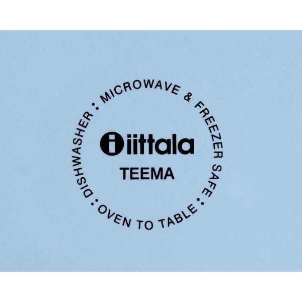 イッタラ ティーマ ライトブルー プレート 17cm 365785|ideale|06