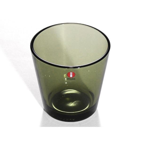 イッタラ iittala カルティオ 950701 タンブラー 210ml 2個入り(ペア) モスグリーン|ideale|05