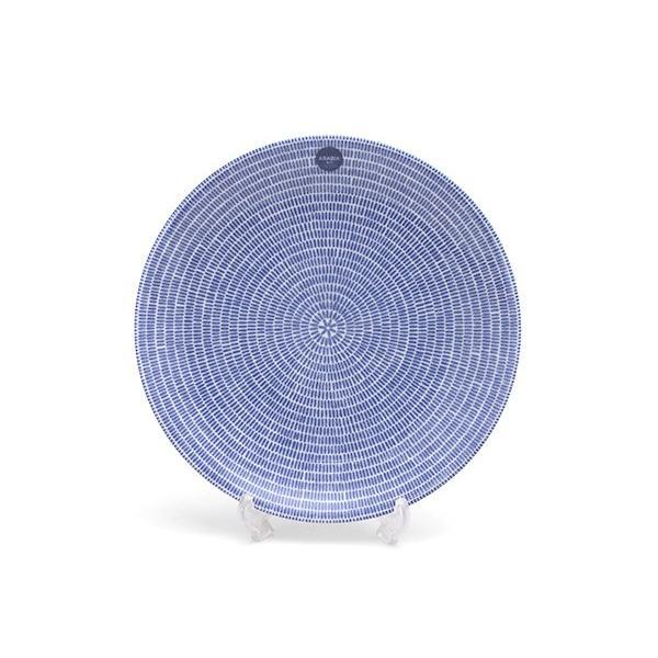 アラビア 24h Avec(アベック) 8284 プレート/お皿 20cm ブルー 復刻盤|ideale|02