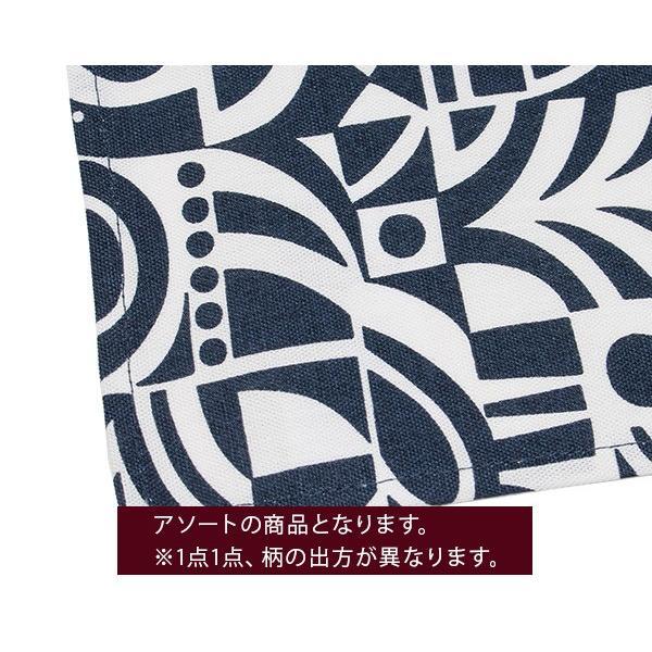 マリメッコ ヨォン ヴァルヨ ティータオル 1枚 ホワイト/ダークブルー marimekko YON VARJO [ネコポス対応可(4枚まで)]|ideale|02