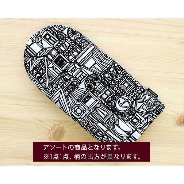 マリメッコ ブビ ミトン(オーブングローブ) ホワイト/ブラック marimekko BUBI ideale 02