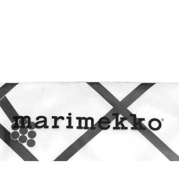 エントリーで全品ポイント15倍! マリメッコ ペーパーナプキン ホルテンシエ ターコイズ 33x33cm 20枚入り marimekko HORTENSIE|ideale|03