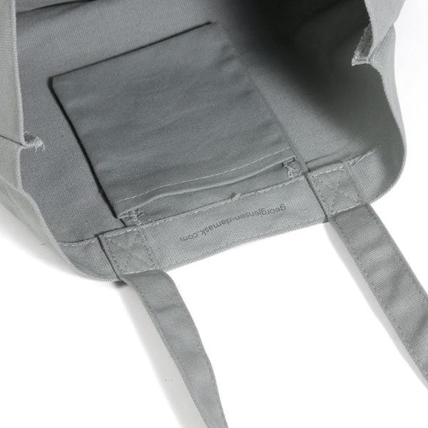 ジョージ・ジェンセン・ダマスク キャンバスバッグ ロゴ入り 40×45cm Georg Jensen Damask [ネコポスなら送料無料][ネコポス対応可(1枚のみ)] エコバッグ|ideale|05