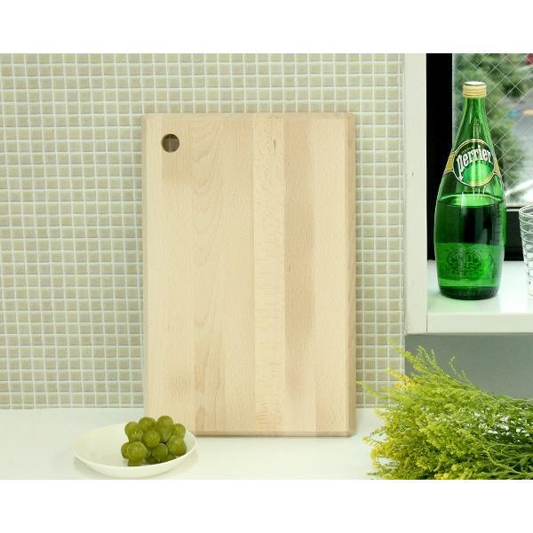 ケスパー カッティングボード 38×25cm ビーチ kesper Cutting board 68302 ideale