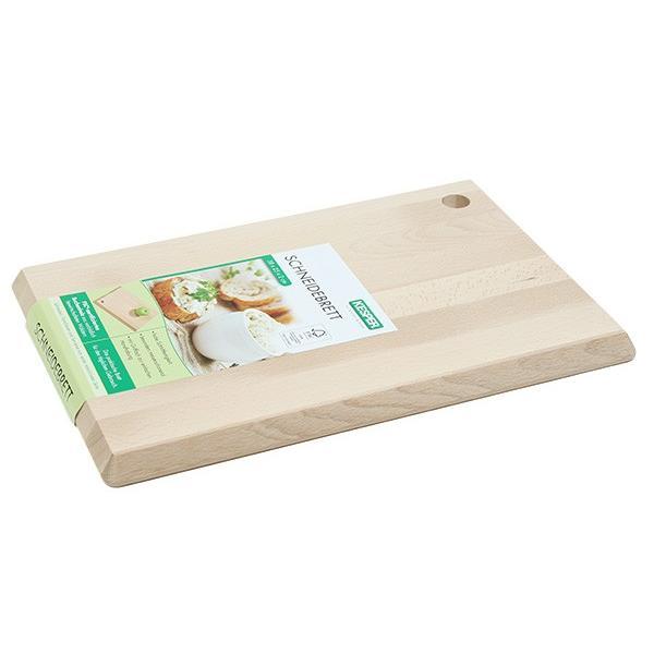 ケスパー カッティングボード 38×25cm ビーチ kesper Cutting board 68302 ideale 02