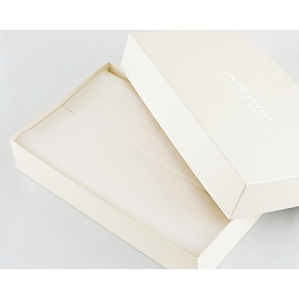 ORIM(オリム) pure pure(ピュアピュア) ベビーギフト−D ホワイト (フーデッドタオル、ボディタオル2枚) RJ-6000 ideale 05