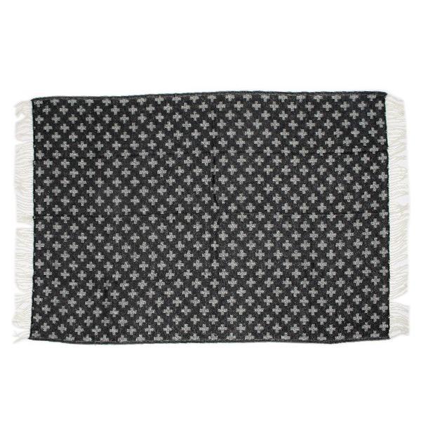 クリッパン プラス ウール スローケット 130×200cm ブラック KLIPPAN Plus|ideale|03